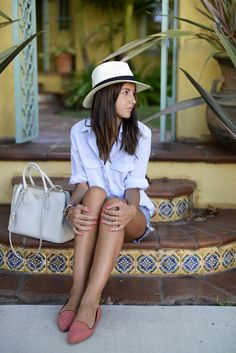 Looks – Lovely Pepa by Alexandra - Page 20 Fashion Moda, Love Fashion, Fashion Design, Summer Outfits, Casual Outfits, Fashion Outfits, Preppy Casual, Weekend Style, Summer Looks