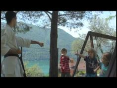 ▶ Karate Kid mit Weltmeister Gabriele Caccialanza - YouTube