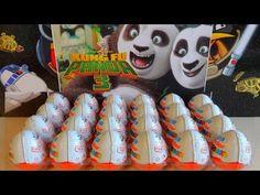 24 Surprise Eggs Disney Frozen 3-D Toys 2014 Unboxing Christmas Huevos Sorpresa 겨울왕국 - YouTube