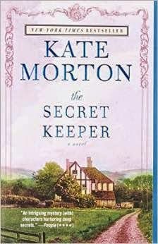 Book Review of The Secret Keeper, by Kate Morton at Reading to Know