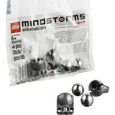Pack Roue Folle Avec Support LEGO® MINDSTORMS® Education EV3