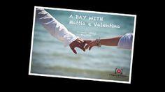 Alcuni Scatti del Servizio Fotografico Prematrimoniale di MATTIA e VALENTINA una splendida coppia di Monteriggioni (SIENA)