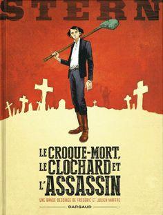 Le Croque-mort, le Clochard et l'Assassin/Frédéric  Maffre, 2015 http://bu.univ-angers.fr/rechercher/description?notice=000803581