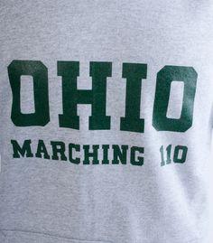 (http://bobcatstore.ohioalumni.org/ohio-marching-110-hooded-sweatshirt/) Medium?