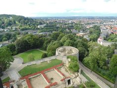 Bielefeld, cidade onde vivem tantos amigos queridos! Não há nada mais revigorante que visitar essa linda cidade alemã! #TBT #Bielefeld