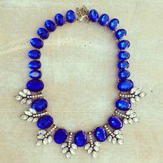 Desert Sapphire Necklace