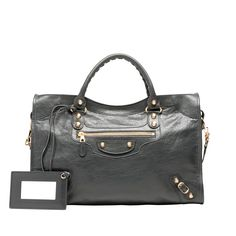 Balenciaga Giant City Handbag Women Gris Fossile - Discover the latest collection and buy online Women on the Official Online Store.