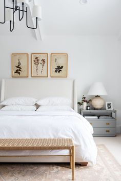 10 Essentials for Creating a Peaceful Bedroom Setting Home Decor, Studio Mcgee, Bedroom Inspirations, Bedroom Set, Bed, Bed Styling, How To Make Bed, Peaceful Bedroom, Bedroom