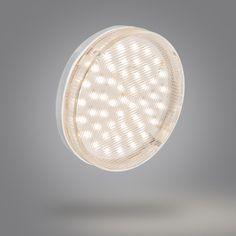 Die Alternative zu den GX53 #Leuchtmitteln. Lediglich 3 Watt Verbrauch bei 350 Lumen #Lichtleistung. #lampenundleuchten.at Led Lampe, Light Fixtures