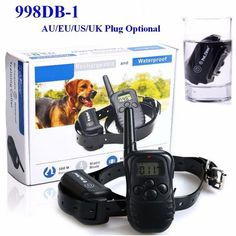Electronic Vibration Remote Dog Training Collar  Visit Today for Massive Discount While Stocks Last!#BigStarTrading.