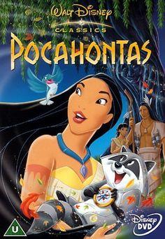 Pocahontas, 1995 - Disney
