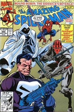 The Amazing Spider-Man (Vol. 1) 355 (1991/12)