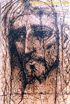 Boceto de Cristo