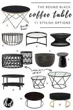 31 Comfortable And Modern Mid Century Living Room Design Ideas - Emities Round Black Coffee Table, Rattan Coffee Table, Salons Cosy, Mid Century Living Room, Cute Dorm Rooms, Decorating Coffee Tables, Interiores Design, Cheap Home Decor, Decoration