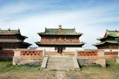 Karakorum, Mongolia (former capital of the Mongol Empire)