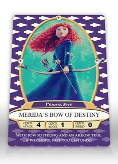 SOTMK player created cards ... Merdia