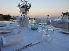 Organize your dream #wedding at #AnemiHotel. #Folegandros