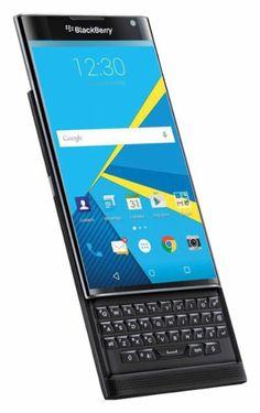 BlackBerry Priv Unlocked GSM LTE Quad-Core Slider Smartphone w/ Camera - Black (Certified Refurbished) Mobiles, Best Mobile Phone, Best Cell Phone, Mobile Phones, Bling Bling, Blackberry Smartphone, Blackberry Phones, Refurbished Phones, Shopping