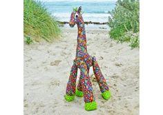 Mr Jazz Man 2 the giraffe by Merrilyn Anne on Catch a Creation