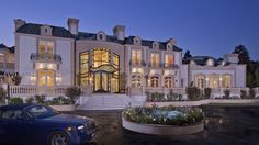 In Beverly Hills, The Dream Mansion Of A Clothier To The Stars Lists For $72 Million