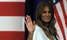 Melania Don the Con Trump's Website, Biography Have Disappeared From The Internet. What's she hiding?
