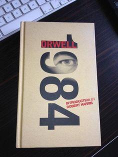George Orwell 1984 via @Newspapered