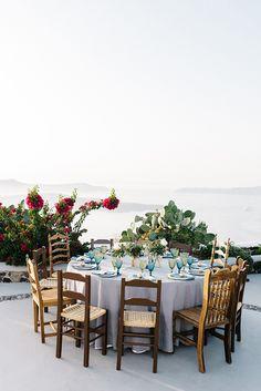 This Santorini Weddi
