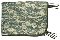 Army Digital Camo Poncho Liner -- Barre Army/Navy Store Online Store