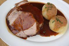 #Bayrisch essen #München - sehr fein im Waldgasthof in Buchenhain...