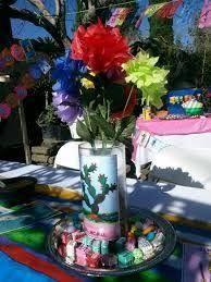 Resultado de imagen para fiesta decoracion loteria mexicana shabby chic