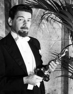 Paul Muni best actor for The Story of Louis Pasteur