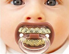 Grillz Pacifier - just in case you want your baby to be hella dope Baby Grill, Baby Bling, Bling Bling, Gold Teeth, Having A Baby, Mom Blogs, Baby Fever, Just In Case, Cool Stuff