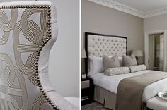 beautiful bedroom design How to create a glamorous and sophisticated interior : elegant luxurious stunning and sophisticated chic interiors: bedroom design Beautiful Bedroom Designs, Beautiful Bedrooms, Bedroom Sanctuary, Sofa And Chair Company, Best Sofa, Upholstered Furniture, Sofa Chair, Home Accessories, Sofas