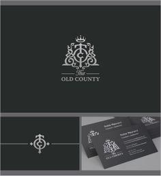 Logo Design Design Cartão Inspiração 16 40 Exemplos realmente bonitas de Logo & Business Card Designs