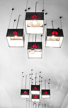 The Music Room    A House For An Art Lover -     CRM' Lights - Mackintosh