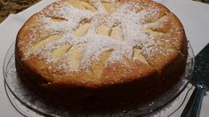 Tuscan Apple Cake Italian Table, Apple Cake, Italian Recipes, Cooking Recipes, Pie, Bread, Baking, Desserts, Food
