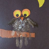 Owls Preschool Activities, Crafts, Lessons, and Printables | KidsSoup