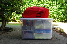 Prepare yourself and build a 72-hour disaster emergency survival kit
