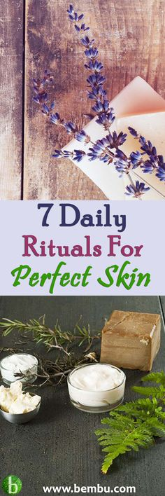 Getting perfect skin doesn't have to be hard. Follow these 7 steps each day until they become a habit and your skin will naturally return to its healthy state. Health Tips │ Health Ideas │Healthy Food │Health │Food │Vitamin │Healing │Natural Remedies │Nutrition │Natural Cure │Herbal Remedies │Natural beauty #Health #Ideas #Tips #Vitamin #Healthyfood #Food #Vitamin #Healing #Remedies #Nutrition #Cure #Herbalremedies #Naturalbeauty