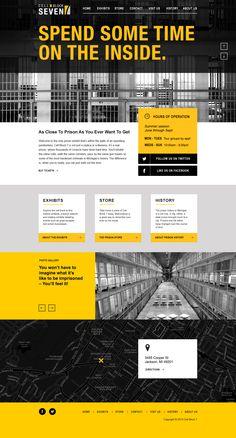 Prison museum site