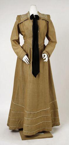Suit, 1900.