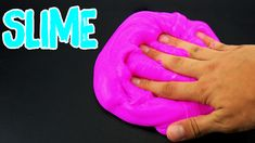 How to easy make diy non sticky slime with shaving cream without bottle slime l satisfying slime asmr ever simple tutorial how to make ccuart Images