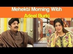 Mehekti Morning - Mehekti Morning With Adeel Burki - 24 August - Atv News