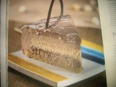 Zuccherosamente...: Torta Anastasia di Salvatore de Riso