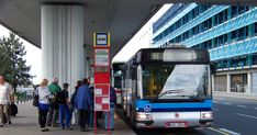 Václav Havel Airport meets all civil air transport needs of Prague , about 20 kilometers Prague Map, Prague City, Prague Hotels, Prague Nightlife, Prague Airport, Kai Tak Airport, Kansai International Airport, Brussels Airport, Airport Express