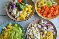Fruit Salad, Healthy Soups, Food, Cream, Fruit Salads, Essen, Meals, Yemek, Eten