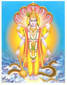 Vishnu: Legendary Herper...