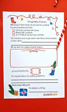 Scrisoare pentru Moș Crăciun Spirit The Horse, Merry Christmas, Xmas, Winter Magic, Class Decoration, Teaching Kids, Baby Love, Kindergarten, Have Fun