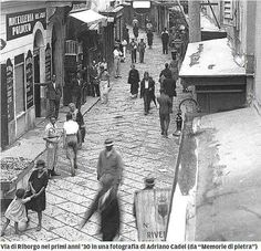 Trieste vecia in foto