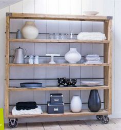 Industrial furniture. Like!